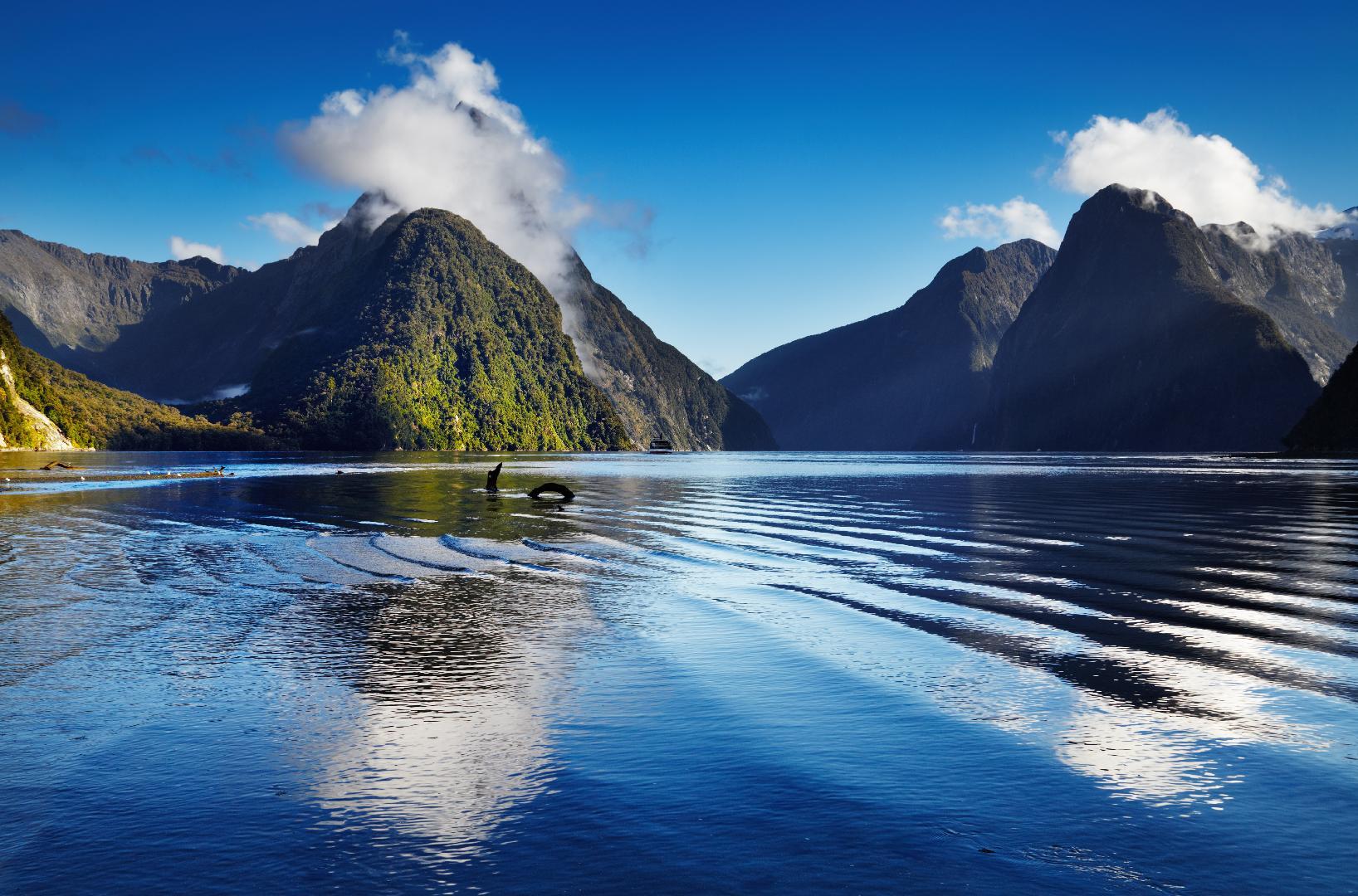 Ταξιδεύοντας στη Νέα Ζηλανδία