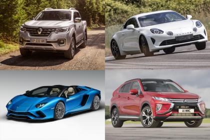 Τα καλύτερα αυτοκίνητα του 2018