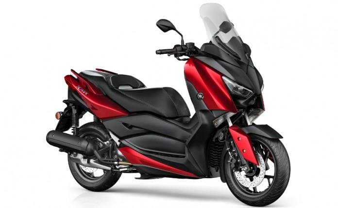 Νέα Μοντέλα scooter 2018, Yamaha X-MAX 125 2018