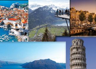 Καλυτεροι τοποι για διακοπες 2018 - Καλοκαιρινοι προορισμοι