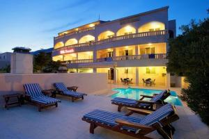 βιλα δανιελα, hotel villa daniela croatia