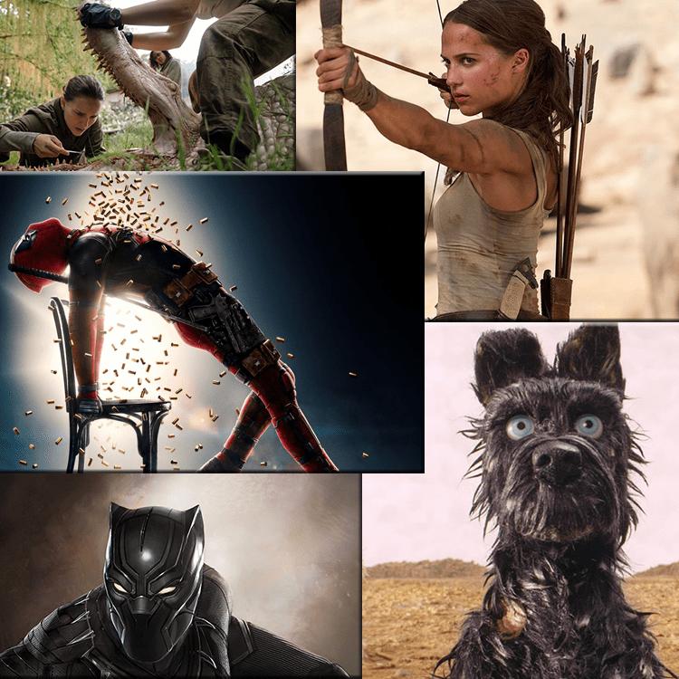 Οι 10 καλύτερες ταινίες του 2018 μέχρι σήμερα