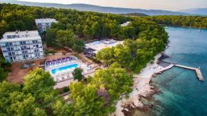 θερετρο σενσες, senses resort croatia